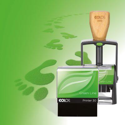 Colop GreenLine - miljø-rigtige stempler